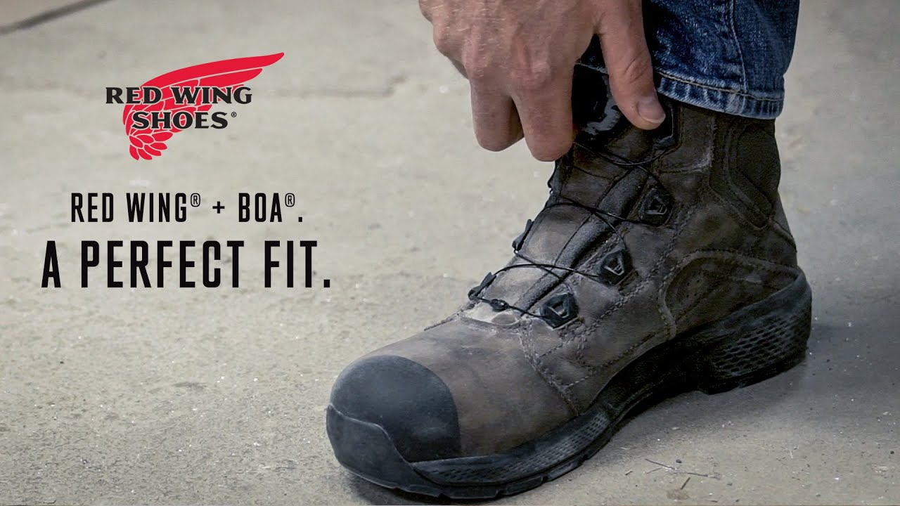 Red Wing® Exos Lite with Boa® Lacing