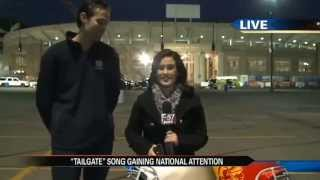 ABC Live Interview with Eric Chesser at Notre Dame Tailgate