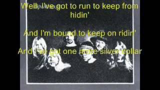 The Allman Brothers Band - Midnight Rider (Lyrics)