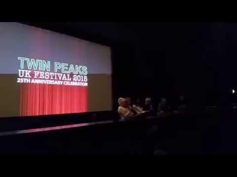 2015 Twin Peaks UK Fest  Fenn, Amick & more remember Catherine E. Coulson