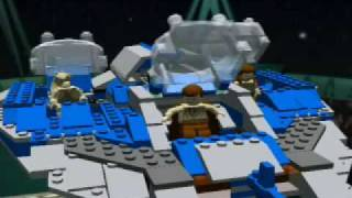 Star wars lego trailer 1
