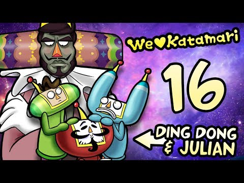We Love Katamari (ft. DING DONG & JULIAN) - EP 16: Sorry Mom. | SuperMega