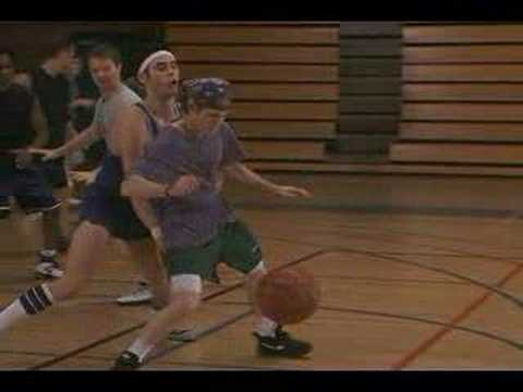 basketball scene from the cable guy starring jim c...