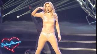 Britney Spears Vs. Boney M - Work Rasputin (Tibor Nagy Mashup)