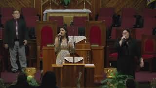 Culto de Adoración en la Iglesia Cristiana Juan 3:16, 6/23/2018
