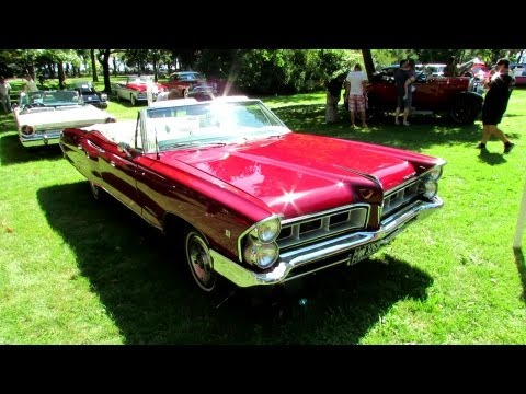 1965 Pontiac Parisienne Exterior and Interior - 2012 Beaconsfield Classic Car Exposition VAQ