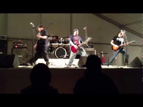 Ethnic De Generation - Blood Land [Live Tuba City, AZ 10/21/12]
