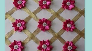 BackDrop Flowers DIY Home Decoration
