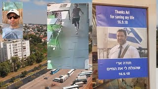 Ari Fuld murdered in Israel and Tommy Robinson being persecuted in the UK