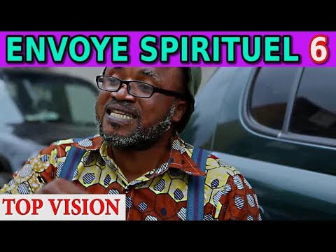 ENVOYE SPIRITUEL Ep 6 Theatre Congolais avec Paka Lowi,Marie Jeanne,Buyibuyi,Masuaku,Mosantu