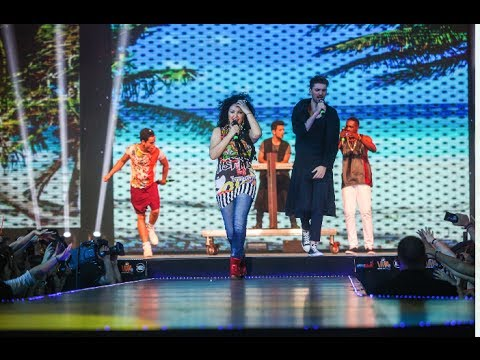 Freaky Fortune, Marios Brasil, DJ Kas, Σ.Αρβανίτη /Μη μου μιλάς για καλοκαίρια-Coco Jambo (VMA 2014)