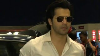 VARUN DHAWAN IN LUCKNOW FOR PROMOTIONS OF HIS UPCOMING FILM SUI DHAGA