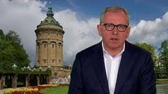 Appell in Zeiten des Coronavirus: Mannheims Oberbürgermeister Dr. Peter Kurz äußert sich