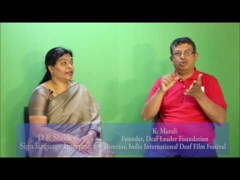Indian Deaf Film Festival Documentary