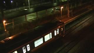E129系越後線普通新潟行(吉田発車) Series E129 Echigo Line Local for Niigata Departing from Yoshida
