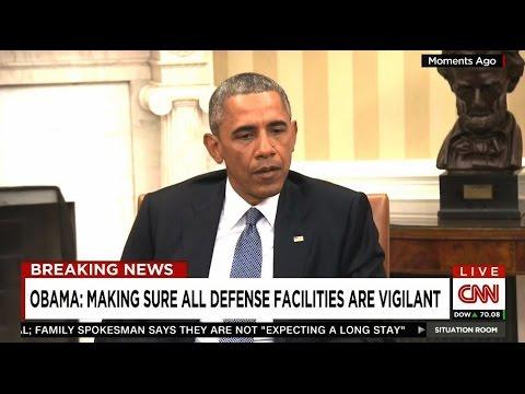 President Obama - Statement On Chattanooga Shootings - CNN