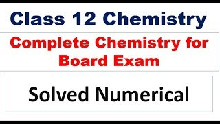 complete physical chemistry by anirudh walia for class 12 baord exam.