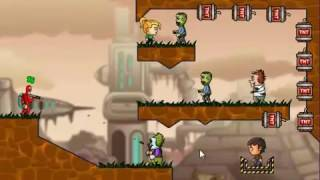 DOODIEMAN BAZOOKA GAME WALKTHROUGH