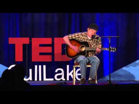 Storytelling Through Song | Rick McLean | TEDxGullLake