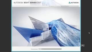 Как установить и настроить Autodesk Revit Server