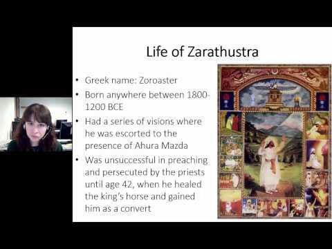 Zoroastrianism Part 1
