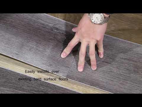 BBL 5mm SPC vinyl flooring plank with click