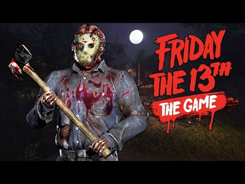 UNLOCKING EVERYTHING!! (Friday the 13th Game)