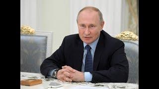 Владимир Путин на праздновании 90-летия Александры Пахмутовой