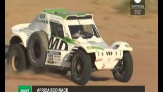 2016 01 05 Euronews : Africa Eco Race 2016