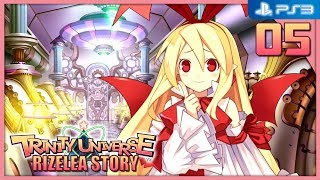 Trinity Universe 【PS3】 Rizelea Story #05 │ Chapter 3 : A Sense of Justice