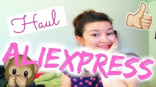 Haul Aliexpress Juin 2016