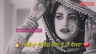 Dil Hunda Kudiya Da || WhatsApp Status | Video By Only Rv
