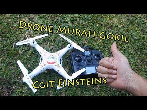 X5C-1 Drone Murah 300 Ribuan Dapet Kamera Dan Batere 3 Biji xD