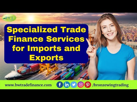 Specialised Trade Services For Importers & Exporters | Bronze Wing Trading L.L.C.