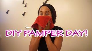DIY PAMPER DAY
