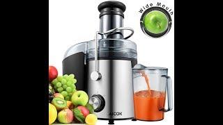 Aicok Extractor 800 Watt Juice Machine