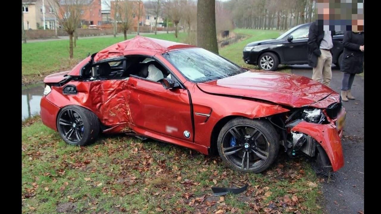 фото разбитое красное кабрио представитель авс говорил