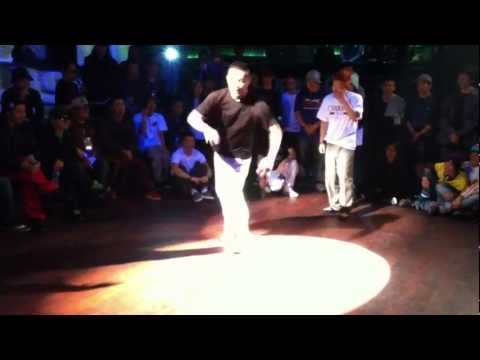 KOD Korea 2011 - Do Kyun vs. Crazy Kyo