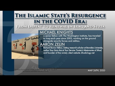 The Islamic State's Resurgence in the COVID Era: From Defeat to Renewal in Iraq and Syria