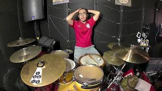 khizfi - Sayang (Via Vallen) Drum Cover