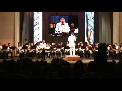 Концертный оркестр духовых инструментов им.В.Еждика