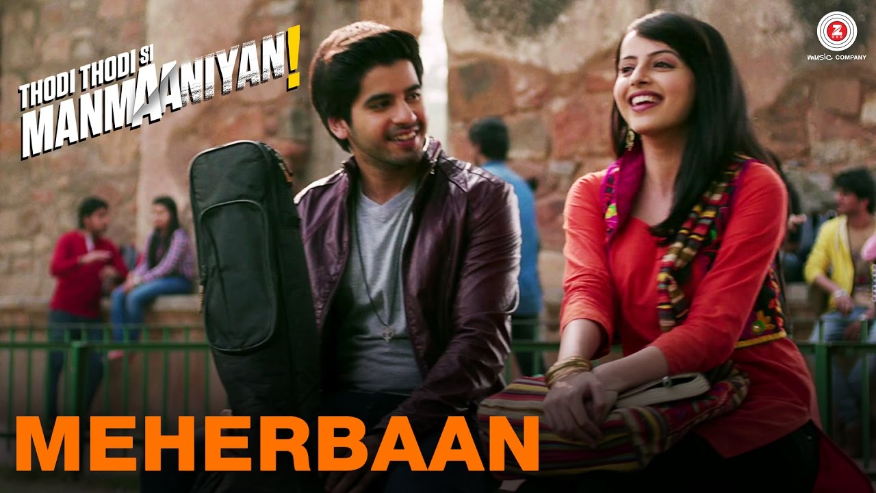 Download Meherbaan | Thodi Thodi Si Manmaaniyan | Arsh S & Shrenu P | Shekhar Ravjiani & Shalmali Kholgade
