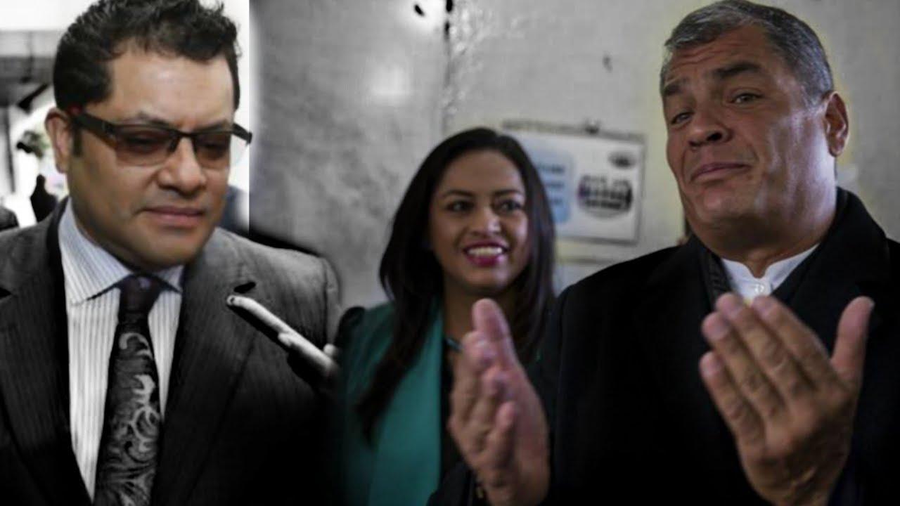 Correa Inocente sera Vicepresidente en 2021 ? nos cuenta su abogad