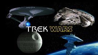 TREK WARS: Star Wars/Star Trek Crossover Fan-Trailer
