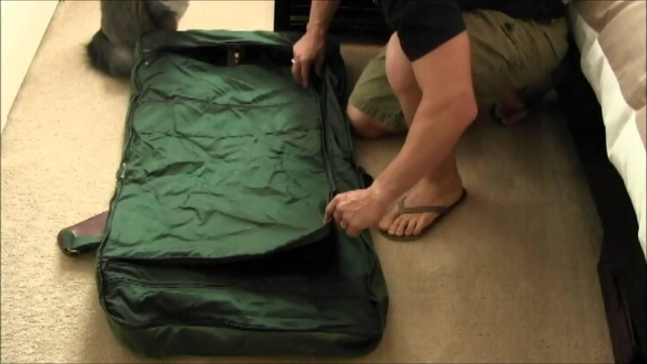 Garment Bag Travel Tips For Men S Style