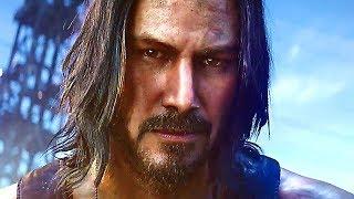 CYBERPUNK 2077 Bande Annonce (Keanu Reeves, 2020)