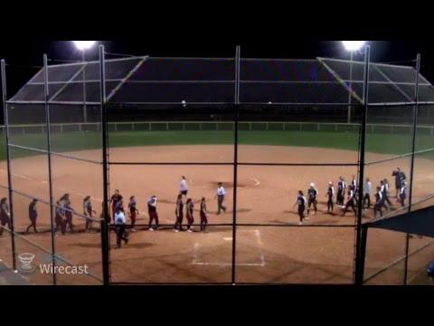Penn State Altoona Softball vs. Anna Maria, 3-5-18