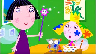 Ben and Holly's Little Kingdom   Lucy's School | Cartoons for Kids