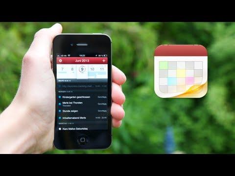 Lieblings-Apps: Fantastical (Kalender)