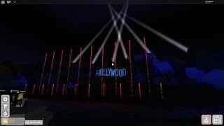 Roblox Universal studios Universal's Cinematic Spectacular
